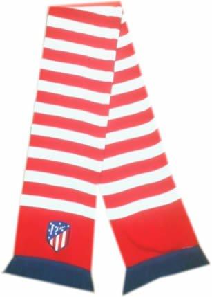 Bufanda Atlético de Madrid doble clásica Nuevo Escudo