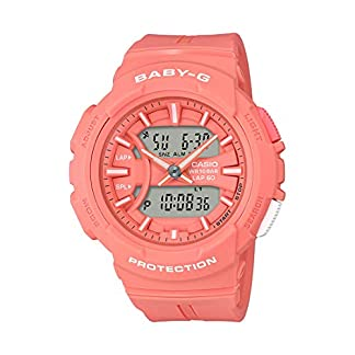 Casio Baby-g Analog-Digital Red Dial Women's Watch – BGA-240BC-4ADR (BX119)