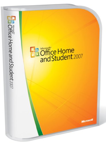 Microsoft Office Home and Student 2007 deutsch