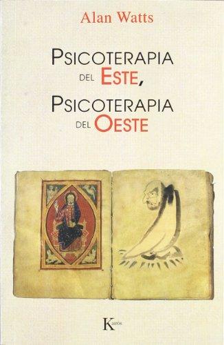 Portada del libro Psicoterapia del Este, psicoterapia del Oeste (Psicología)