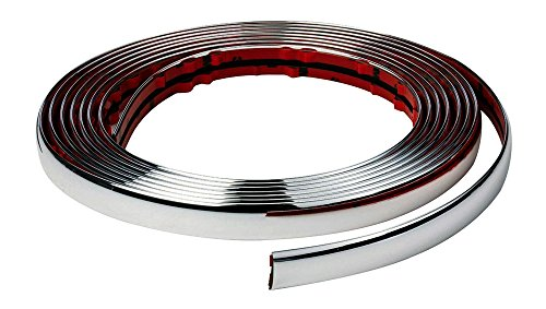 Speedwav 10mm Side Window Stylish Chrome Beading Roll 10 meter-Ford Fiesta