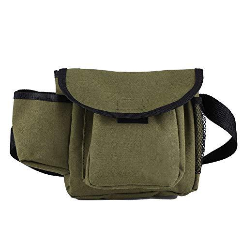 Golf Bag-Tragbare Golf Tee Balls Tasche Zubehör Tasche mit Gurt -