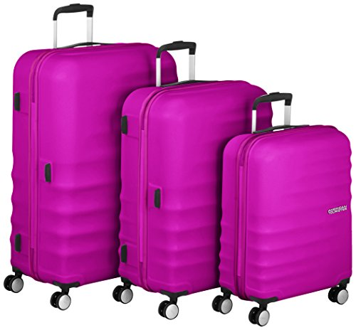 American Tourister Luggage Set, Hot Lips Pink 74137/B198