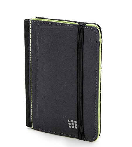 Moleskine Passport Wallet, Payne's Grey