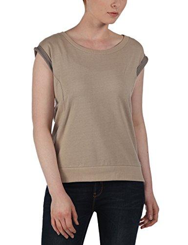 Bench Sweatshirt Rollinghigh, Sweat-Shirt Femme Beige (Simply Taupe)