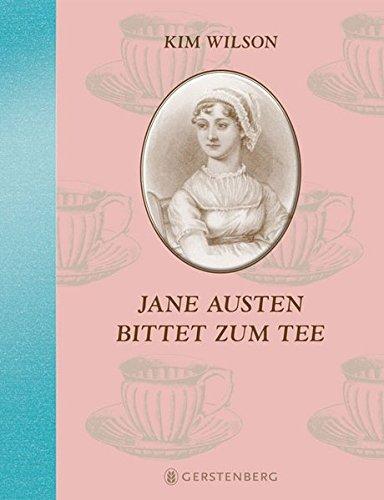 Jane Austen bittet zum Tee - Einladung Zum Eine Tee