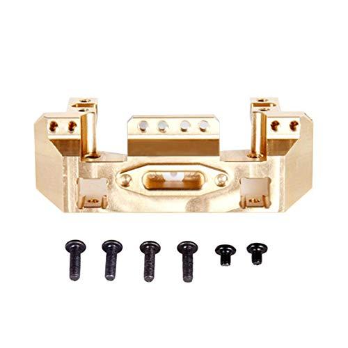 Copper Front Servo Ständer für 1/10 RC Crawler Car Traxxas TRX-4 Upgrade Teile