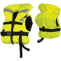 XS-S Jobe Kinder- und Jugendrettungsweste Comfort Boating YouthVest 100 Newton Rettungsweste Gelb