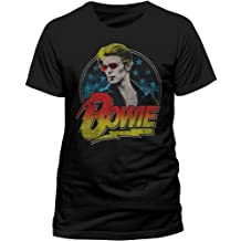 Collectors Mine David Bowie - Smoking - Camiseta Hombre