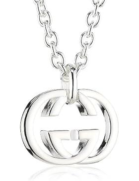 Gucci Damen Halskette 925 Sterling Silber Britt YBB190484