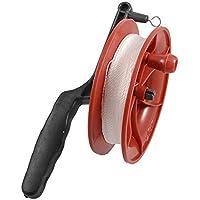 YaptheS 1 Rueda de manejo Bobina de Cordaje Winder Kite Kite Juego de Luces con la Cuerda de la Cometa 100M Accesorios Accesorios Deportes