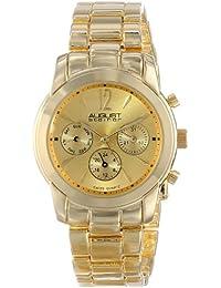 August Steiner Reloj de cuarzo AS8087YG Dorado 38 mm
