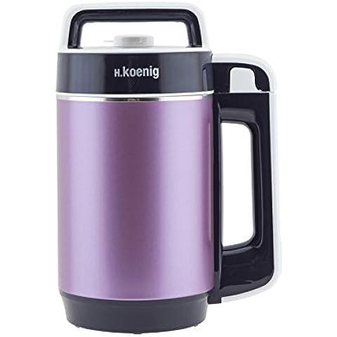 H.Koenig MXC24 - Preparador de sopas, 850 W, color morado