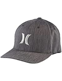 Herren Kappe Hurley Black Suits Cap