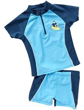 Playshoes Surfer azul - Traje de natación para niño