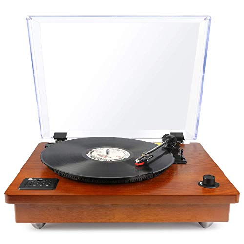 1 BY ONE Schallplattenspieler