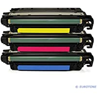 8PK CE400X CE401A 402A 403A For HP Laserjet 500 M551 M570 M551n M551dn 507X