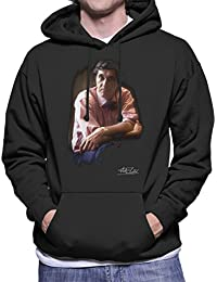 Martyn Goddard Official Photography - Bryan Ferry Roxy Music Men's Hooded Sweatshirt