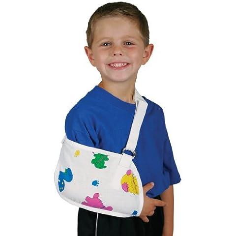 Medline Pediatric Print Arm Slings, Small by