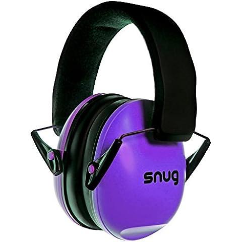Snug Safe n Sound Niños orejeras / Protectores auditivos - Orejeras diadema ajustable para Niños y Adultos