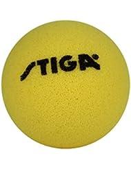 Stiga double set de 6balles Soft Tennis