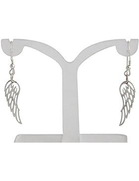 Flügel Engelsflügel Ohrringe 925 Silber Engel Flügel silber