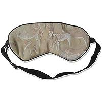 Eye Mask Eyeshade Vintage Animal Picture Sleeping Mask Blindfold Eyepatch Adjustable Head Strap preisvergleich bei billige-tabletten.eu