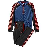 adidas Damen Trainingsanzug New Young Knit, 4055343984063