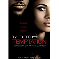 Tyler Perry's Temptation: Confessions Of A Marriage Counselor [DVD + Digital] by Jurnee Smollett-Bell