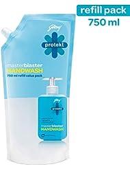 Godrej Protekt Masterblaster Liquid Handwash Refill, 750 ml