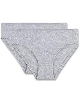 Sanetta Mädchen Unterhose, 2er Pack