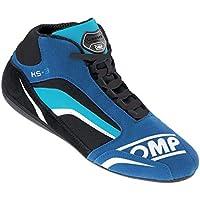 OMP OMPIC 81324145 Zapatillas Azul Negro Cian Talla 45 fbf3c7955b5