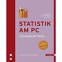 Statistik am PC: Lösungen mit Excel