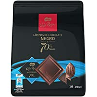 Nestlé Láminas de Chocolate Negro - 135 g