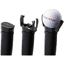 Asbri Ballrückholer-Aufsatz für Golfschläger schwarz
