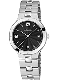 M-WATCH Metal Classic Analog Black Dial Men's Watch-WRT.47220.SL