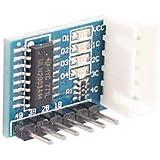Lozse Mini Módulo controlador de línea de cuatro fases del motor de pasos ULN2003 Cinco Lozse#427