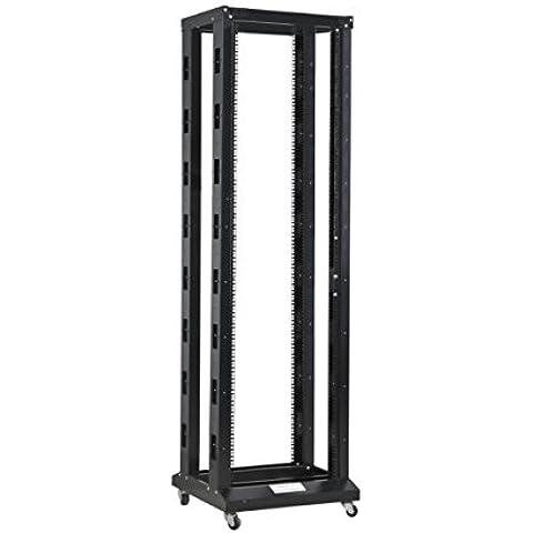 Intellinet I-CASE OF-2042BK accesorio de bastidor - Accesorio de rack (Negro, 42U, Montura)
