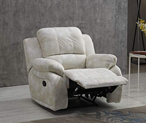 Microfaser Relax-Sofa Mikrofaser Relaxsessel Fernsehsessel 5129-1-24