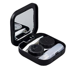 Bluelans® Reise kompakte Kontaktlinsenbehälter Aufbewahrungsbehälter
