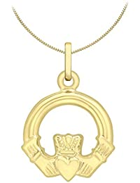 Carissima Gold - Collier - Femme - Or Jaune 375/1000 (9 Cts) 0.9 Gr