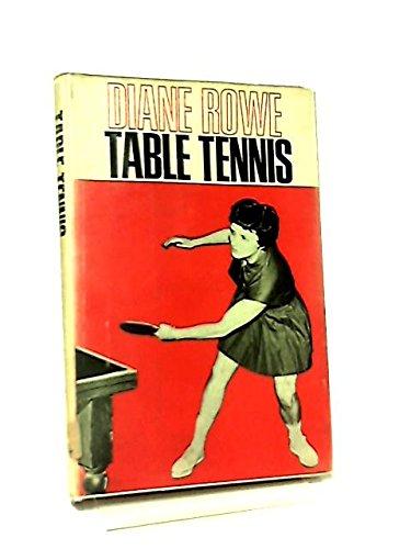 Table Tennis par Diane Rowe