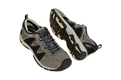 Geox  U72v5e 0au11c1f1s,  Scarponcini da camminata ed escursionismo uomo Grau