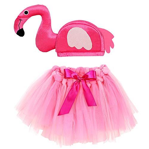 Widmann - Kinderkostüm Flamingo (Kinder Der Flamingo Kostüm)
