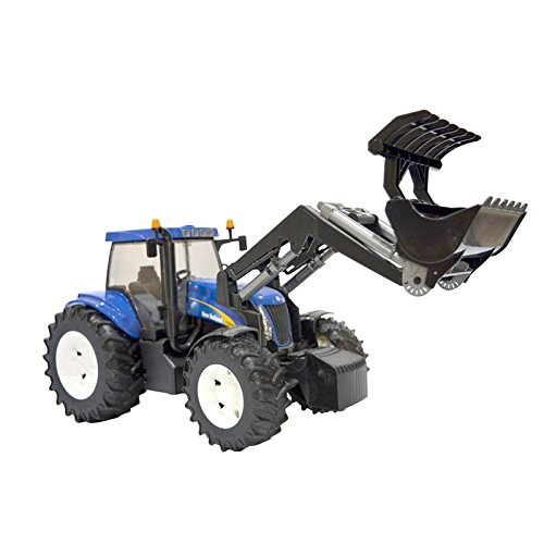 Bruder 3020 - Tractor New Holland T8040