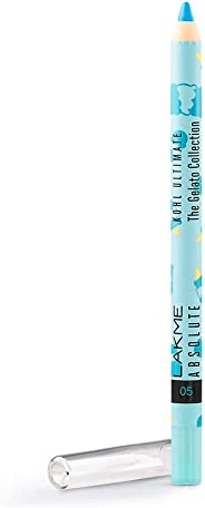 Lakme Absolute Kohl Ultimate The Gelato Collection 05, Lagoon,