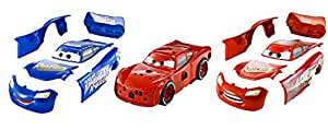 Disney - Cars FCV95 Saetta McQueen Cambia e Sfreccia