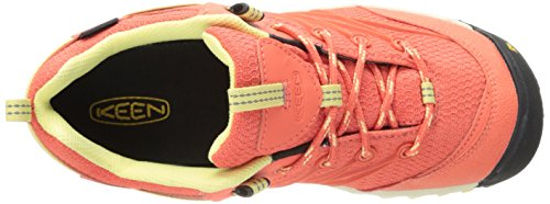 Keen MARSHALL WP W 1009548, Scarpe stringate basse donna Hot Coral/Custard