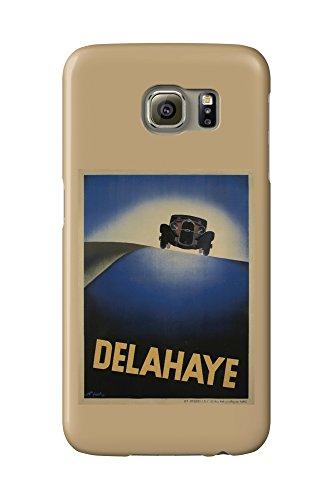 delahaye-vintage-poster-artist-perot-france-c-1932-galaxy-s6-cell-phone-case-slim-barely-there