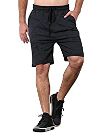 Skult By Shahid Kapoor Men's Blended Shorts - B076BPN25K